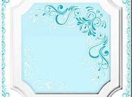 Плитка Флекс-колор Ф1-014 голубой/26 (упак.104 шт.)