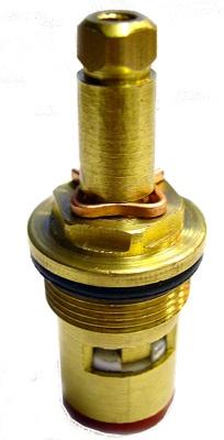 Кран-букса (узел вент.) гол.ECO NEW XJD 650 кер.ш. 1/2 квадрат 7*7 (Raizer)