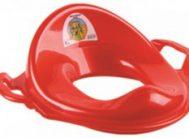 Адаптер детский пластик с ручками красн.