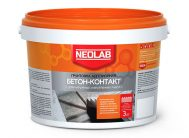 Грунтовка адгезионная БЕТОН-КОНТАКТ 3 кг (уп.4 шт.) NEOLAB