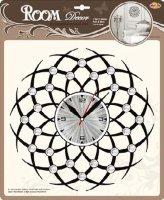 Стикер 0111 Часы №3 Фантазия