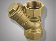 Фильтр F 222.04.3 (G 222 1/2 F/F) с ушкой латунь (осад.фильтр) (уп.21шт.) ФРАП