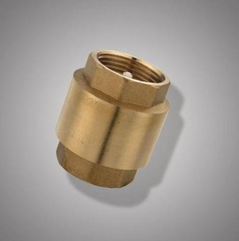 Обратный клапан F 272.05 (FR 405-3/4F) латунь (уп.12шт.) ФРАП