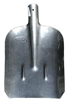 Лопата совковая из РЕЛЬСОВОЙ СТАЛИ (Павлово) с черенком*