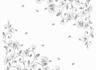 Плитка потол.лам/цв Солид С517/42 серебро (уп.168шт.)