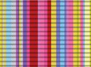 V13 Напольная дорожка  (желт.гол.борд.полосы), шир 80см*15м