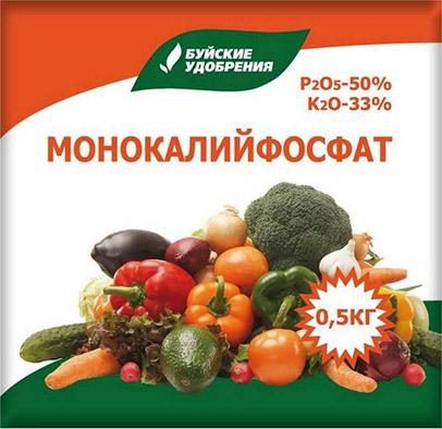 Монокалийфосфат 500г (40 шт.)
