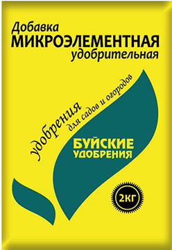 Добавка микроэлементная 2кг (15 шт.)