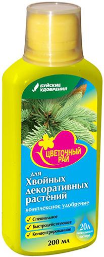 ЖКУ 200мл для хвойных растений (12 шт.)