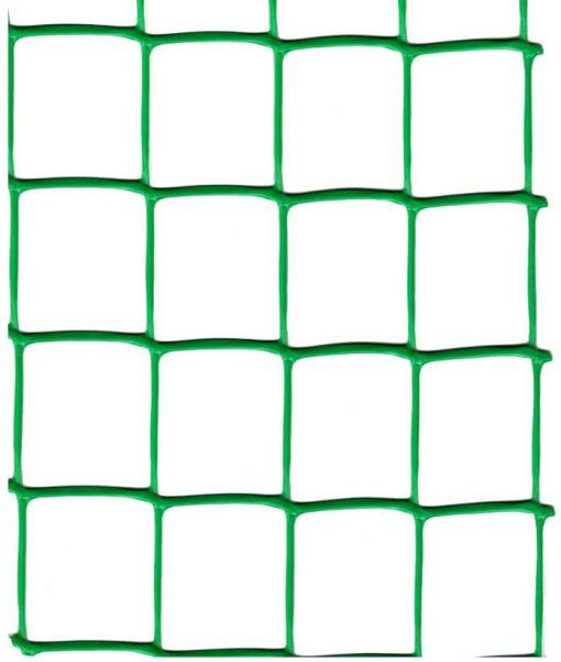 Сетка для арок Ф-60 (1х10м) ячейка 50х60мм зел/хаки