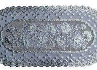 Термоскатерть ПВХ (40*85) с золочением, серебрением (упак.12 шт.)