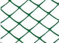 Заборная решетка З-35 (1,2х10м) ячейка 35х35мм зел/хаки
