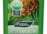 ЖКУ 500мл Зеленая игла концентрат (12 шт.)