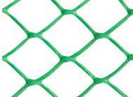 Заборная решетка З-70 (1,5х10м) ячейка 70х70мм зел/хаки