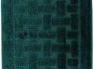 Набор ковриков Залел (1предмет) 55*85-90см зел.