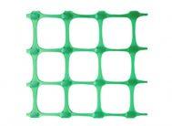 Заборная решетка ЗР-45 (1х20м) ячейка 45х45мм лесной зел.
